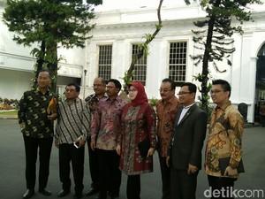 Jokowi Panggil Elite Parpol Koalisi ke Istana