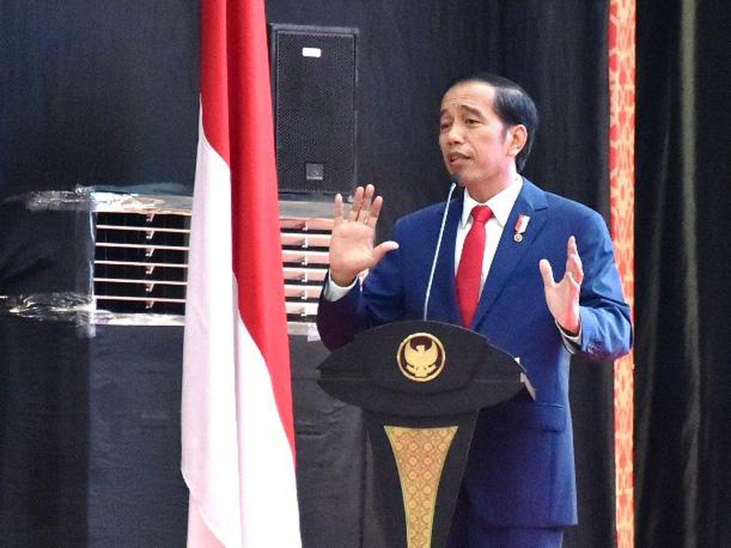 Jokowi: Sangat Berlebihan Bila Saya Dikatakan Abuse of Power