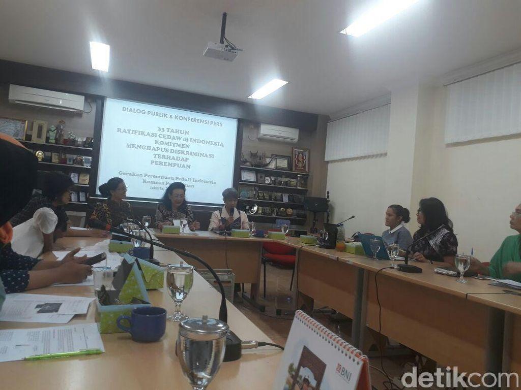 33 Tahun Ratifikasi CEDAW, Pemerintah Diminta Revisi UU Perkawinan