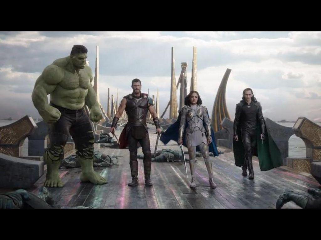 Menyimak TV Spot Terbaru Thor: Ragnarok