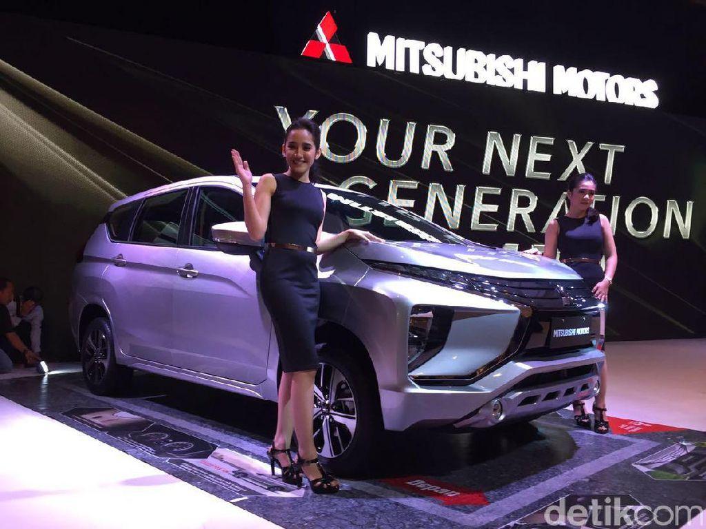 Mitsubishi Xpander Sudah Dipesan 100.000 Unit