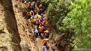 Korban Longsor di Temanggung Ditemukan Pada Hari Kelima Pencarian