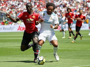 MU Kalahkan Madrid Lewat Adu Penalti