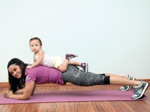 Banyak Manfaatnya, Yuk Olahraga Bareng Anak