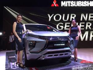 Small MPV Mitsubishi Punya Kabin Luas