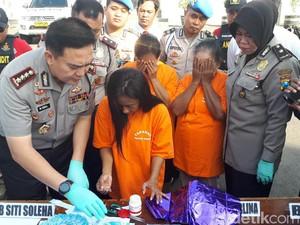 Otak Pembuat dan Pengedar Uang Palsu di Surabaya Seorang Residivis