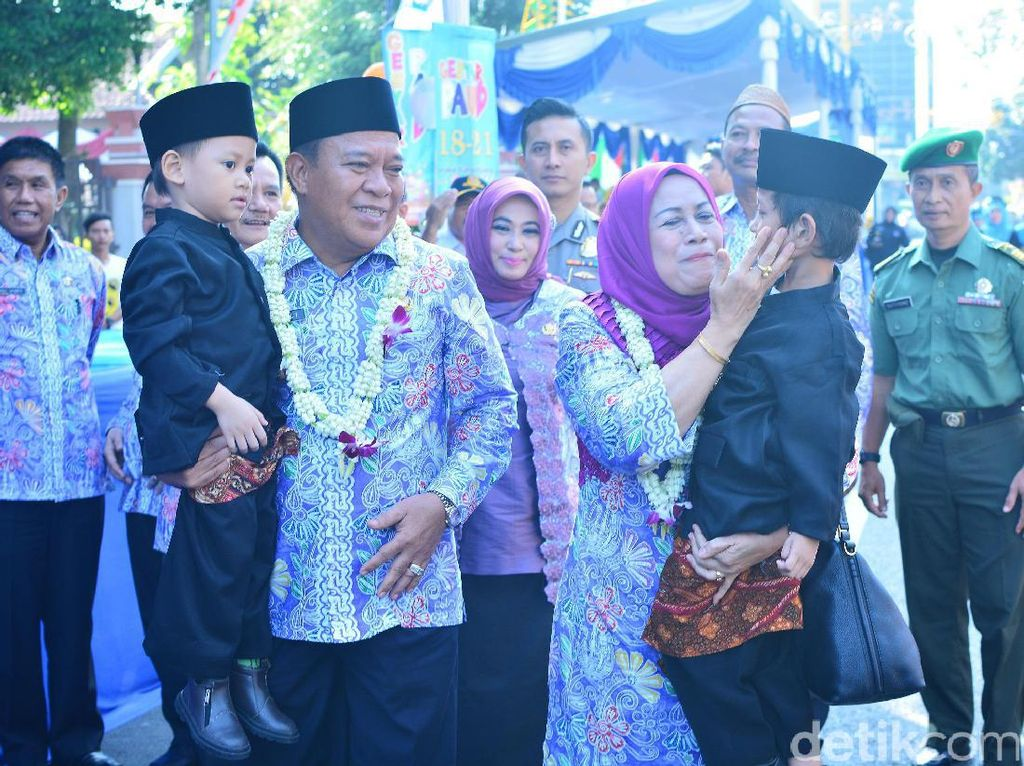 Kota Soto Lamongan dapat Predikat Kabupaten Layak Anak 2017