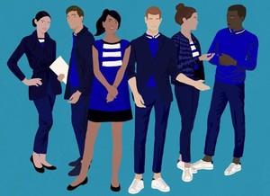 Maskapai Baru Buat Anak Muda, Seragam Pramugarinya Santai