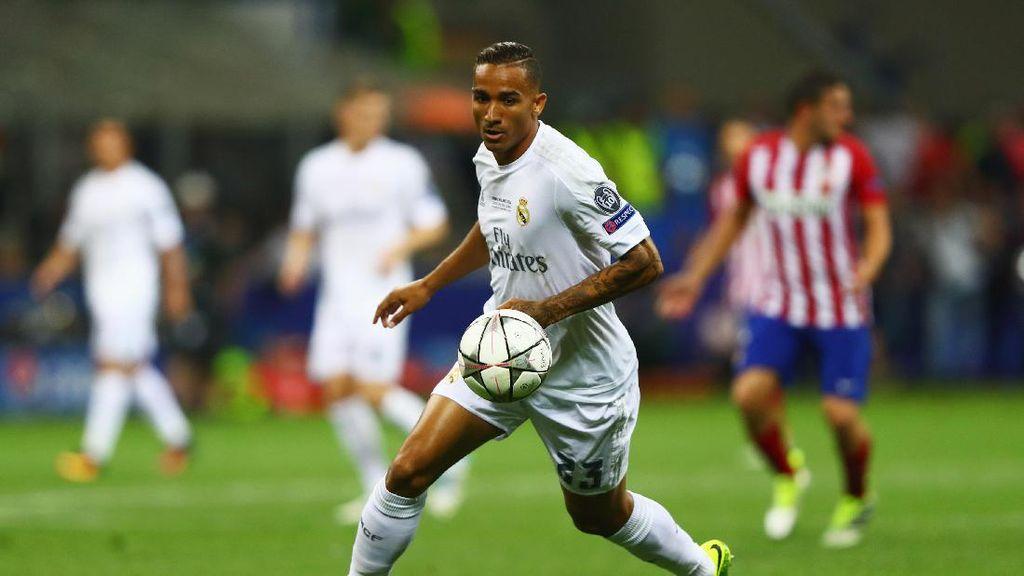 Danilo Mau Gabung City karena Guardiola