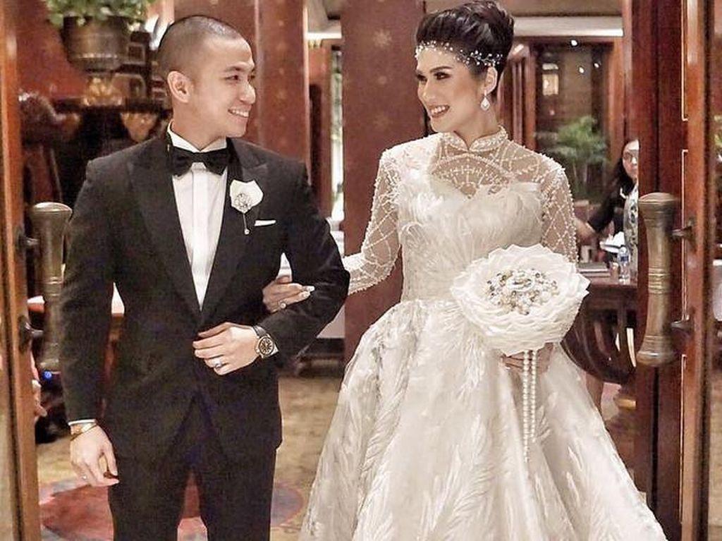 Mantan Istri Samuel Rizal Menikah Secara Islam, Awkarin Siap Blak-blakan