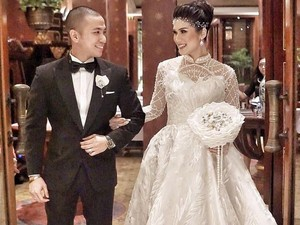 Saat Dinikahi Pilot, Mantan Istri Samuel Rizal Kok Lebih Berisi?