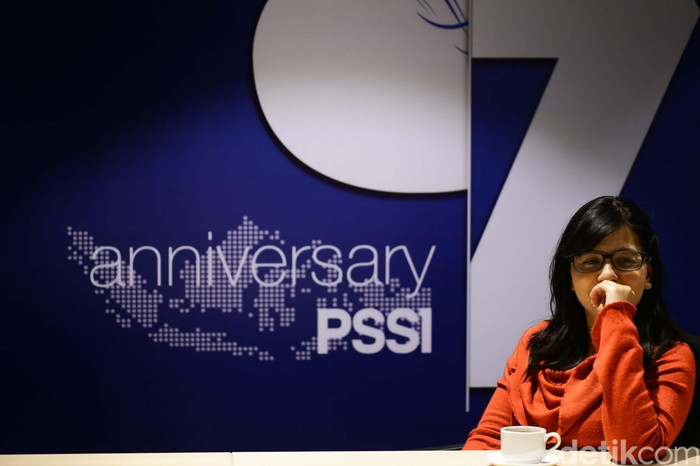 Sekjen PSSI, Ratu Tisha