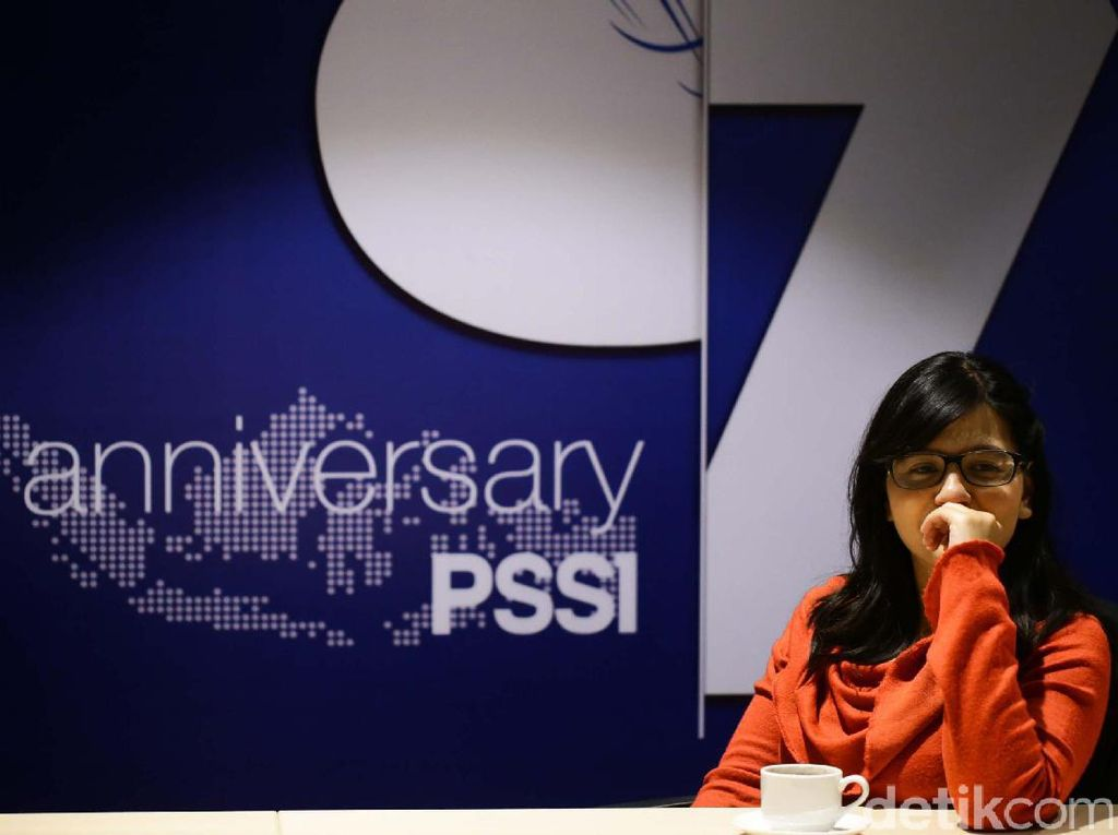 Kiprah Ratu Tisha Selama Menjabat sebagai Sekjen PSSI