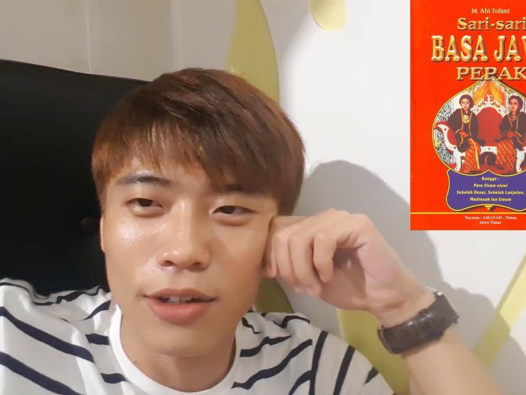 YouTuber Asal Korsel Ini Fasih Banget Bahasa Jawa!