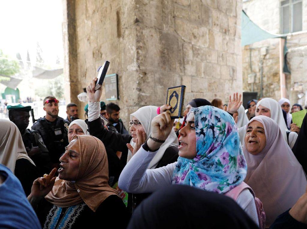Menyikapi Kerusuhan di Al-Aqsa