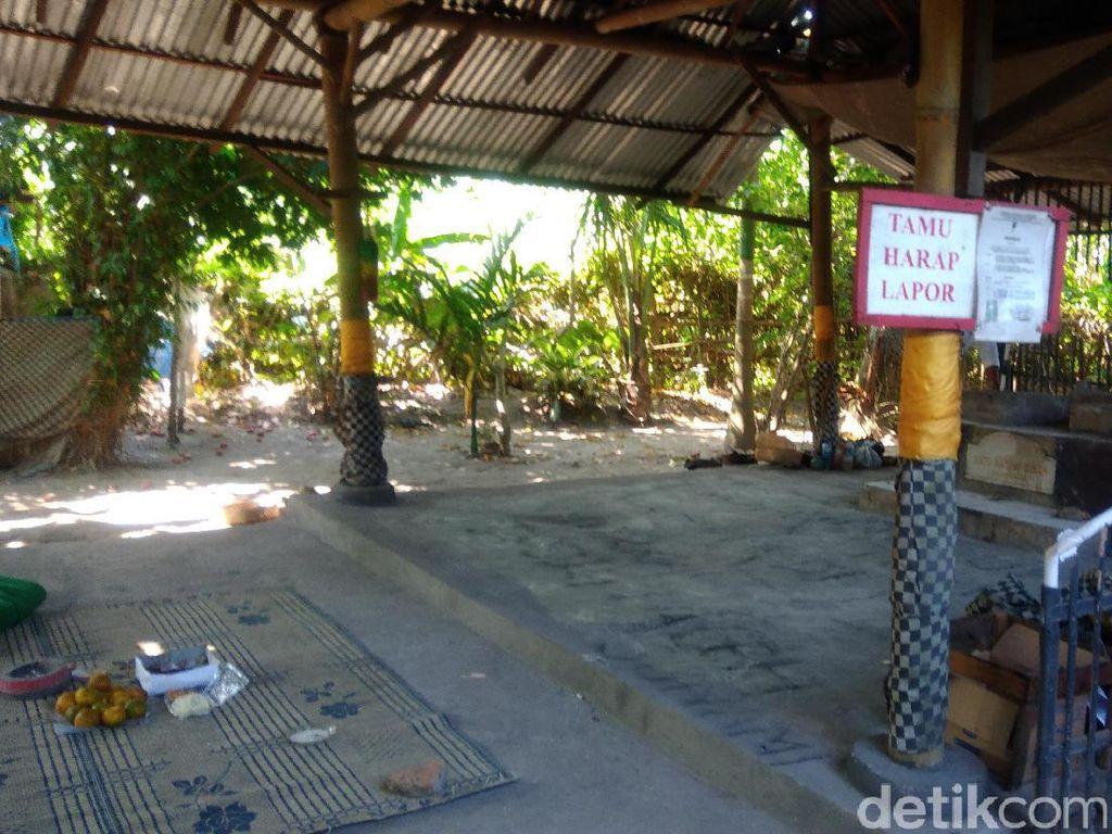 Foto: Penampakan Situs Calon Arang Kediri yang Dipercaya Mistis