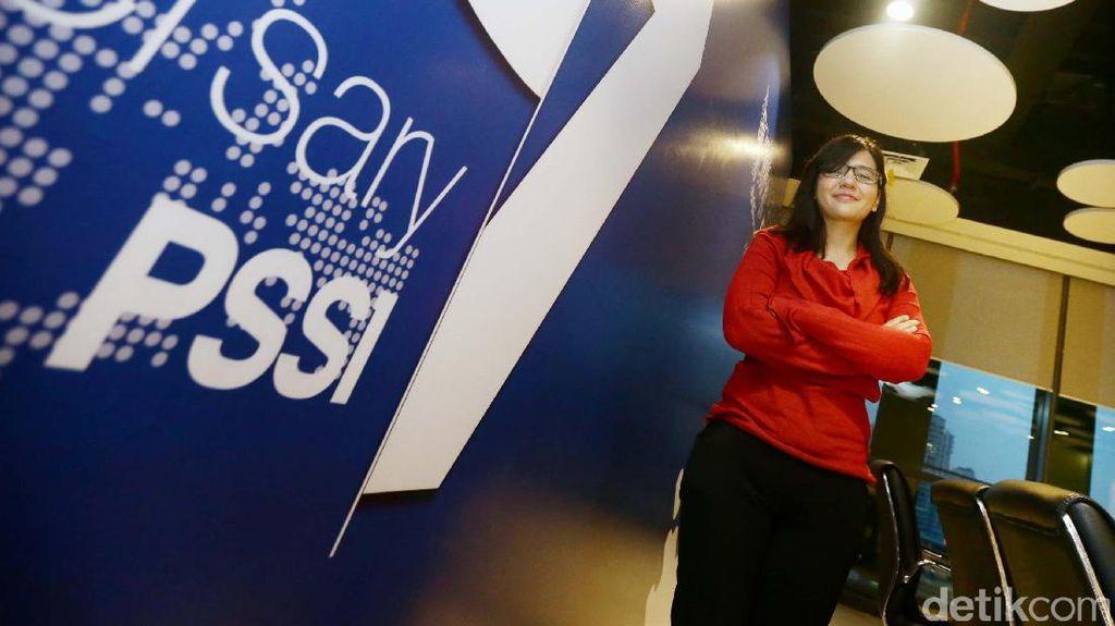 Ratu Tisha: Perbaikan Sepakbola Indonesia Dimulai dari Pembenahan PSSI