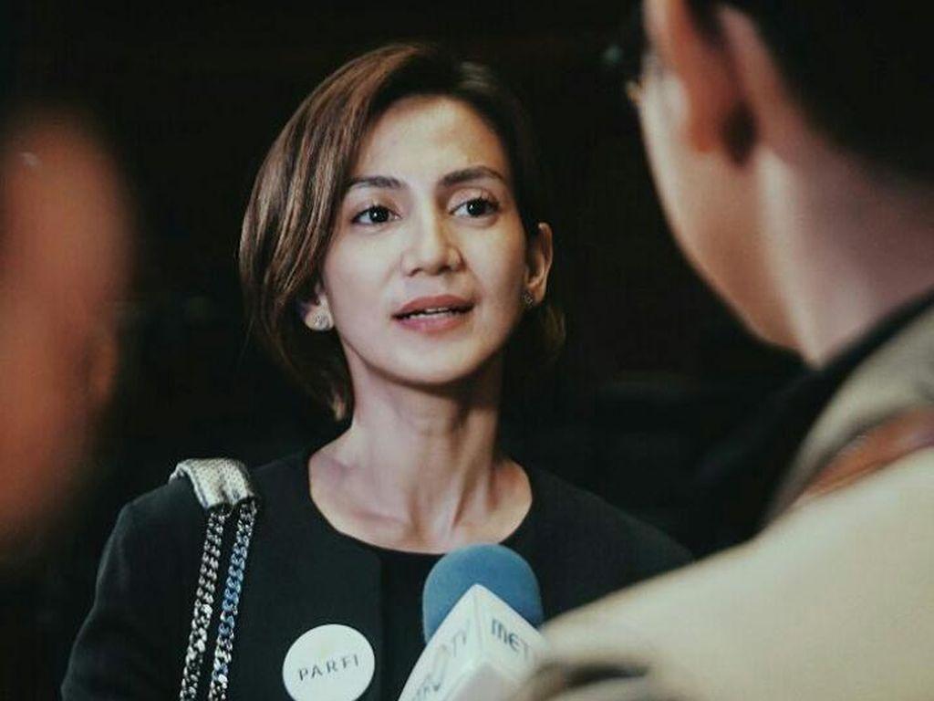 Cerai Lagi, Wanda Hamidah: Lebih Tenang karena Sudah Biasa
