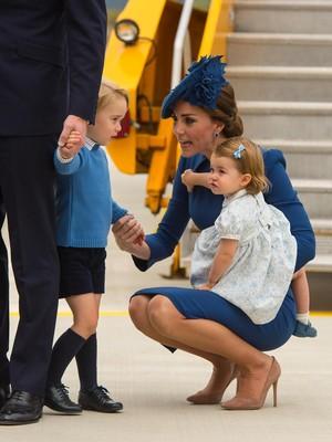 Kate Middleton Hamil Anak Ketiga, Selamat!