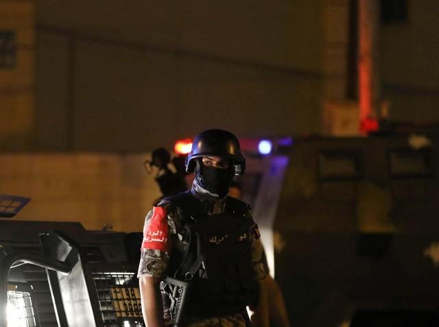 Penembakan di Kedubes Israel, 1 Pria Tewas