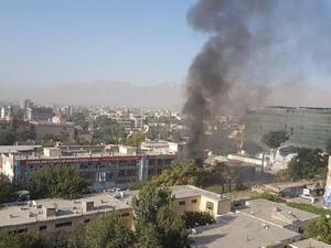 35 Orang Tewas Akibat Bom Bunuh Diri di Afghanistan