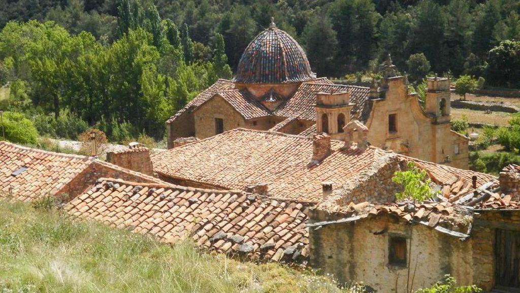 Foto: Desa di Spanyol yang Penghuninya Cuma 2 Orang