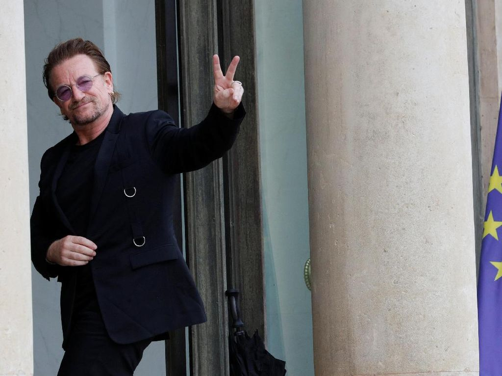 Suaranya Hilang, Bono Pastikan Tur U2 Berlanjut