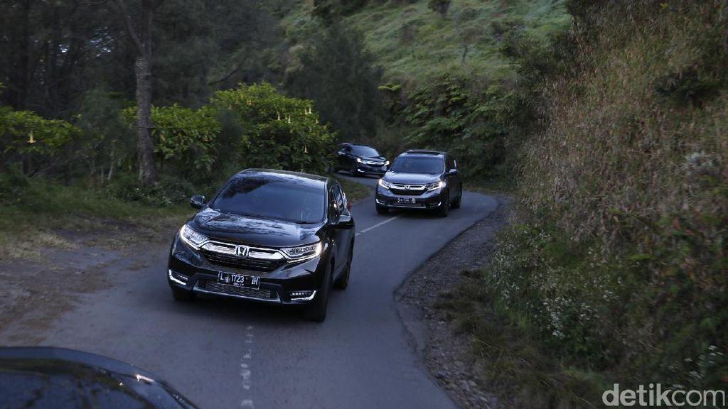 Ototest Honda CR-V Turbo