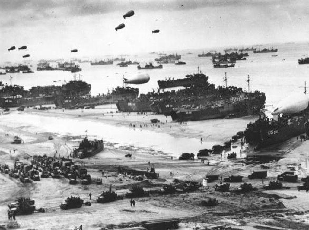 Selamat di Dunkirk, Ini Potret Inggris Pukul Balik Jerman