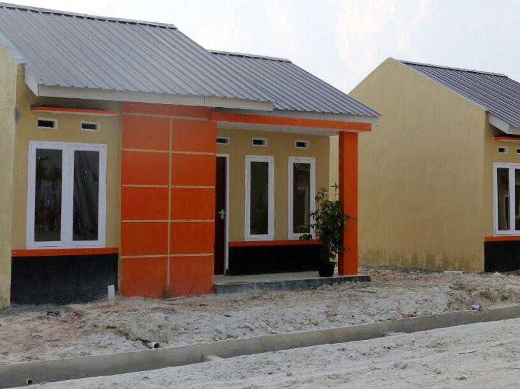 Realisasi Program Sejuta Rumah Capai 730 Ribu Unit di Agustus