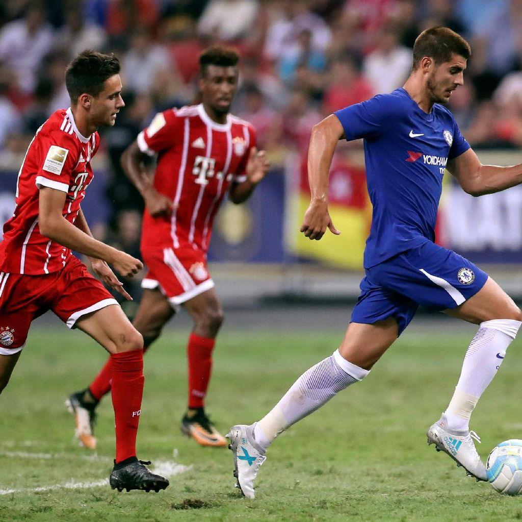 Chelsea Ditekuk Bayern 2-3 di Laga Debut Morata