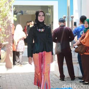 Fashion Batik Lamongan Digelar di Hari Koperasi