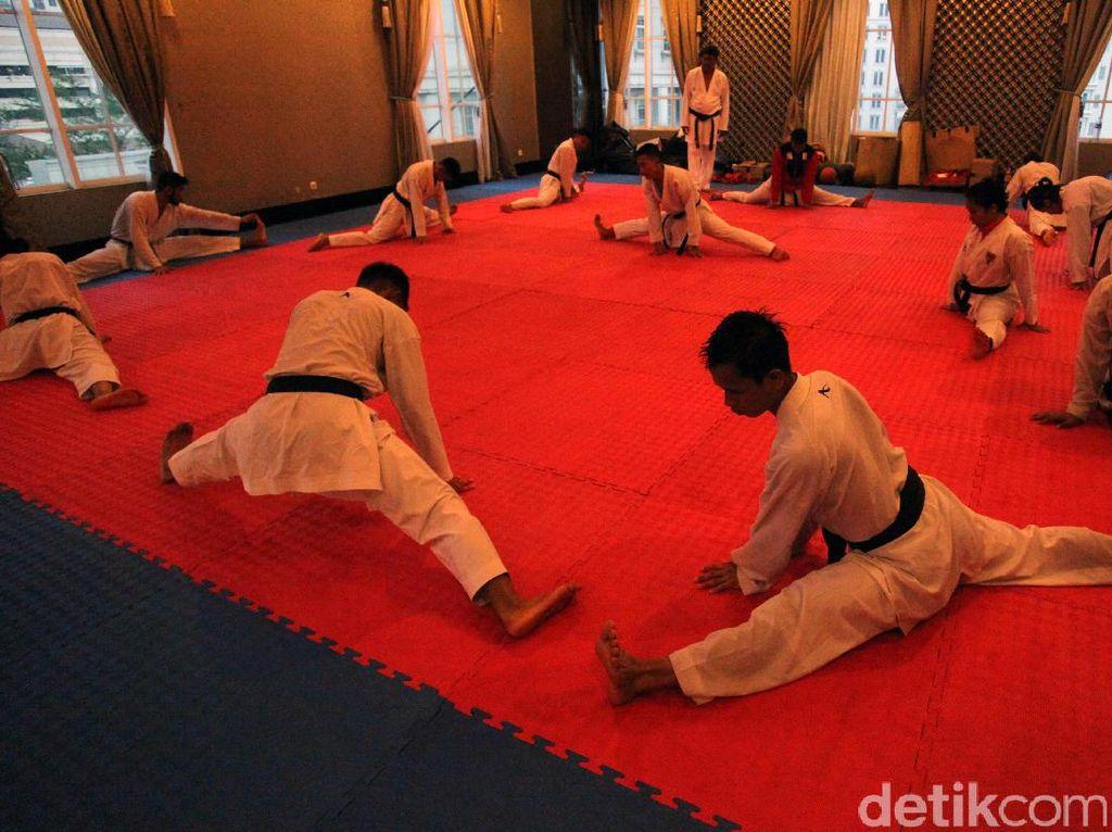 Cabor Karate Tunggu Akomodasi Atlet Cair