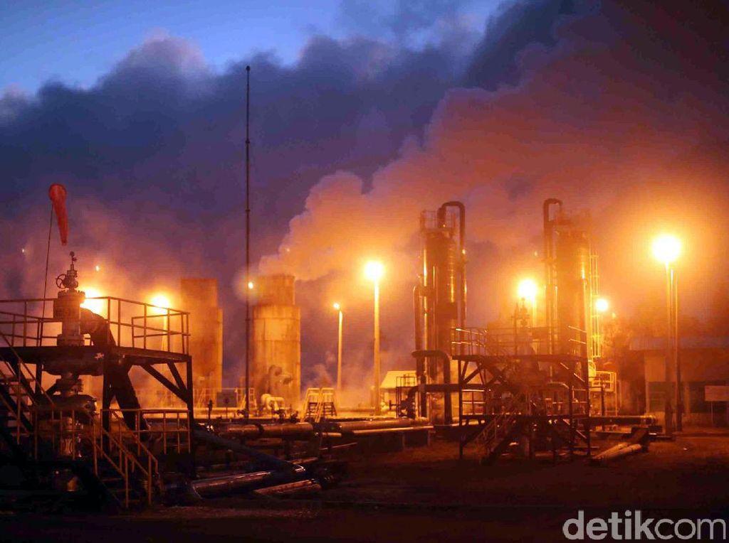 Foto : Menengok Harta Karun Energi RI di Dieng