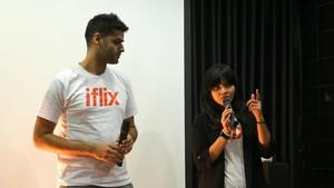 Iflix akan Hadirkan Dua Konten Original Tahun Ini