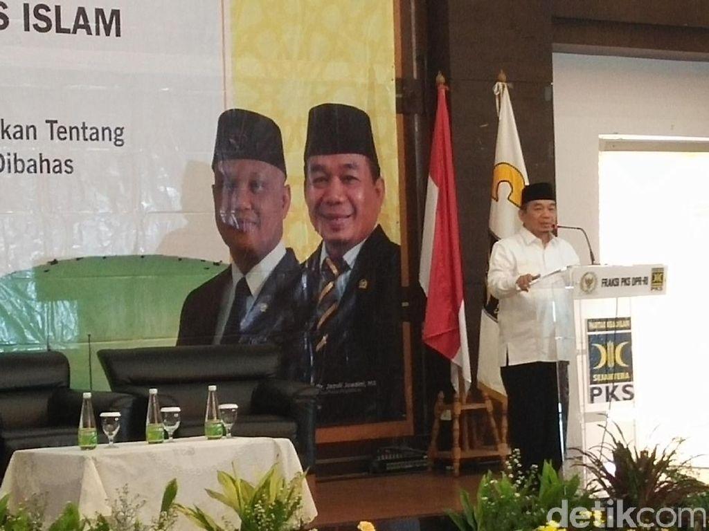 Gelar Halalbihalal, Fraksi PKS Minta Ulama Jangan Dihina