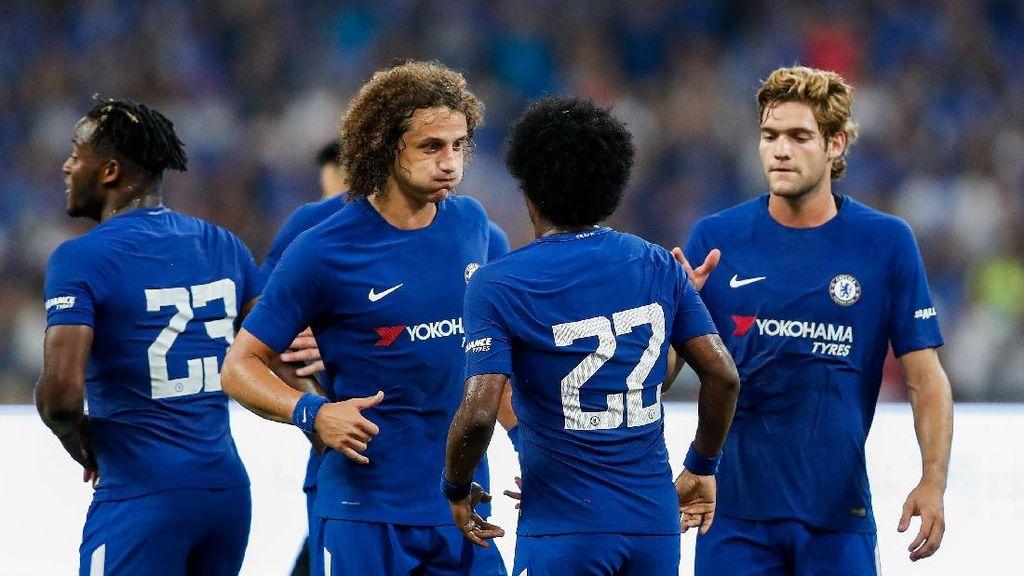 Ancelotti: Chelsea Bisa Sangat Kompetitif di Liga Champions