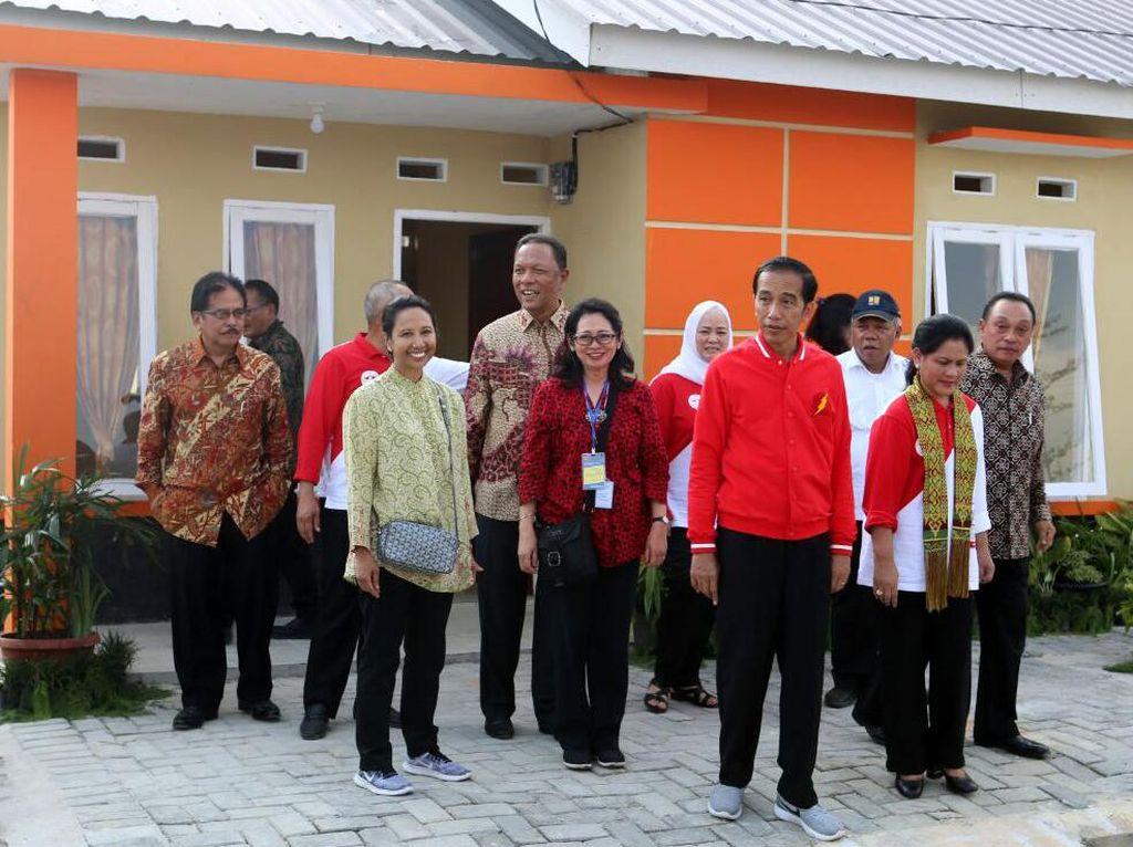 Program 1 Juta Rumah Jokowi Akhirnya Capai Target