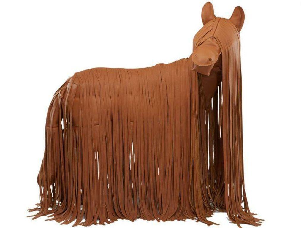Hermes Rilis Patung Kuda dari Kulit, Harganya Bikin Shock
