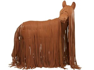 Hermes Rilis Patung Kuda dari Kulit, Harganya Bikin <i>Shock</i>