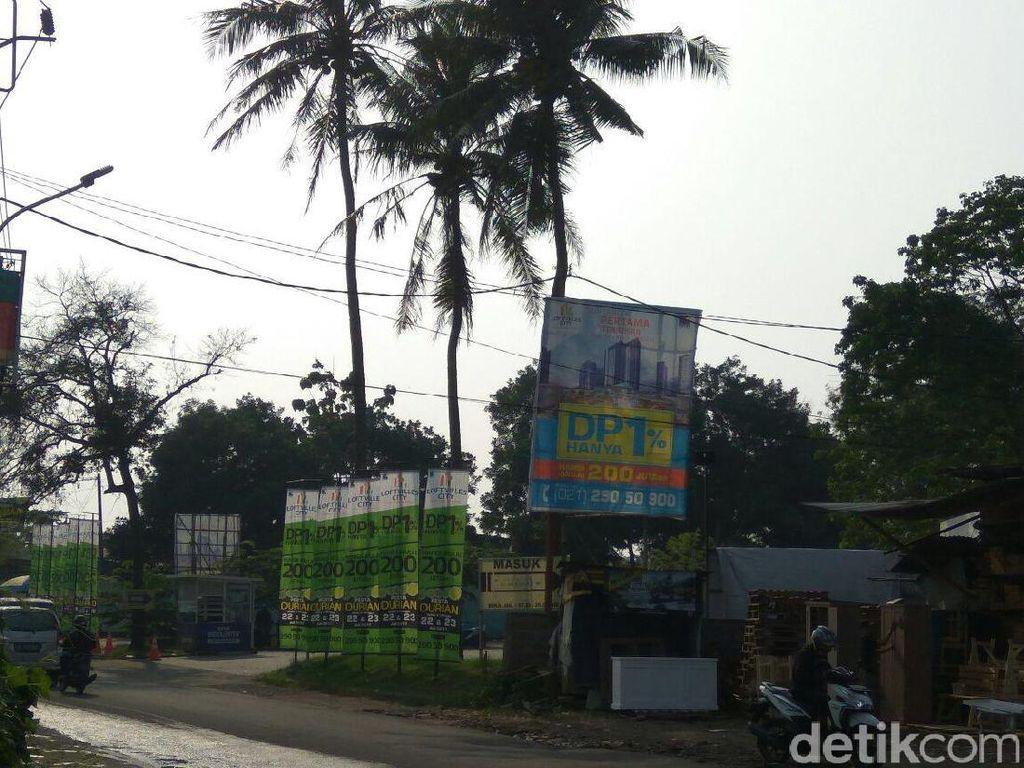 Belum Dipasarkan, Rumah DP 1% di Serpong Sudah Diserbu Pembeli