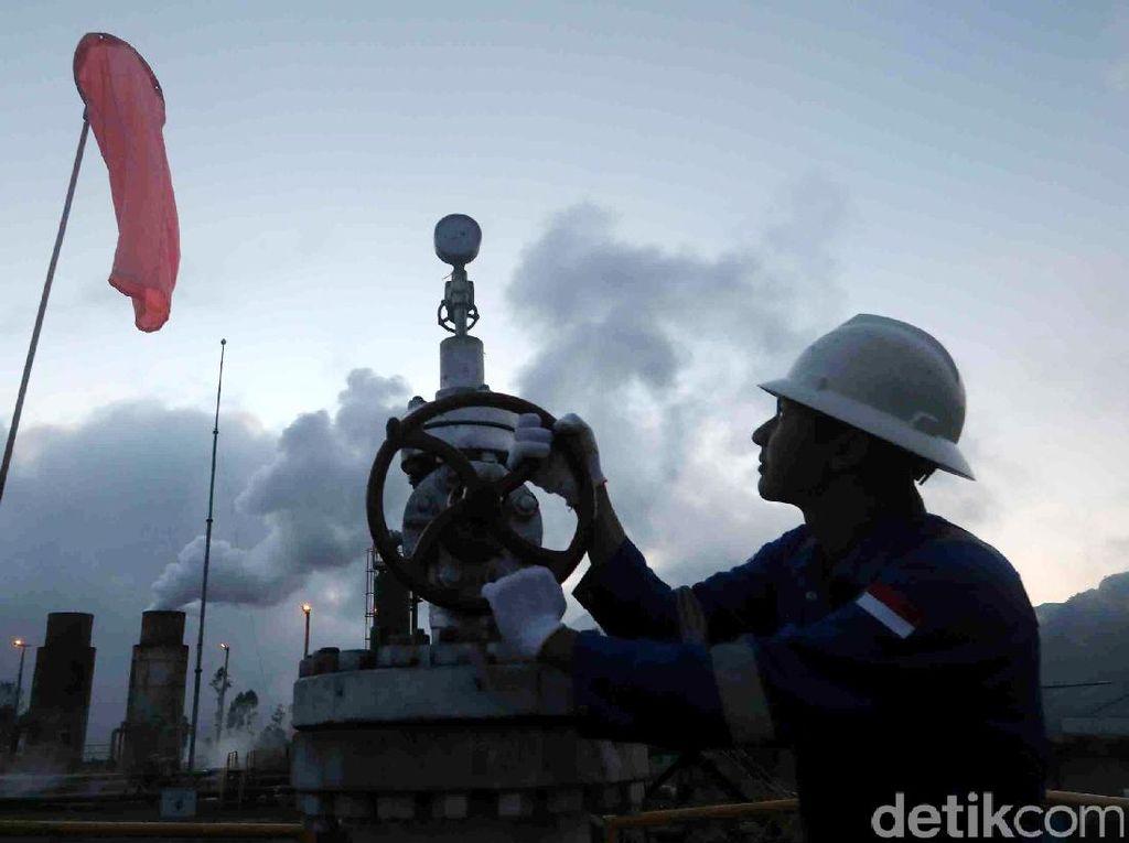 Jurus Pemerintah Genjot Energi Baru Terbarukan sampai 23% di 2025