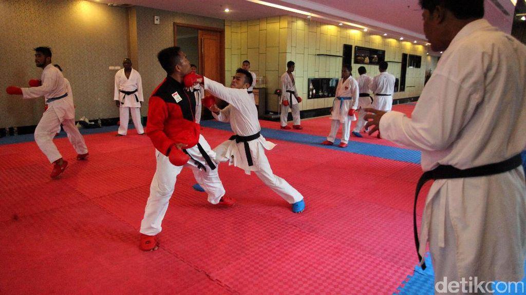 Di Asian Games 2018, Karate Targetkan Satu Emas