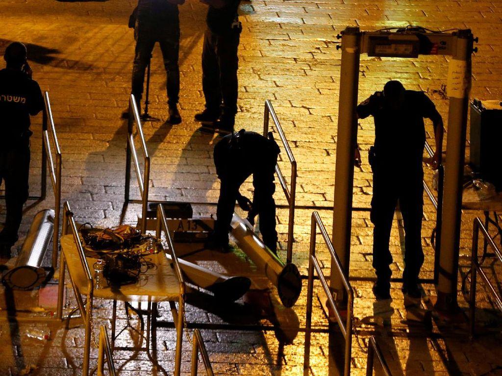 Warga Palestina Ingin Israel Bongkar Mata-mata