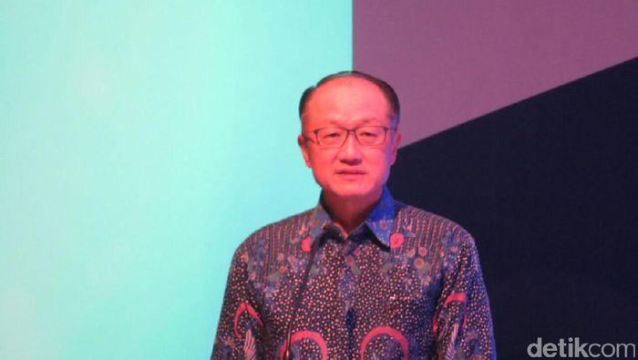 Presiden Bank Dunia Jim Yong Kim. Foto: Ardan Adhi Chandra