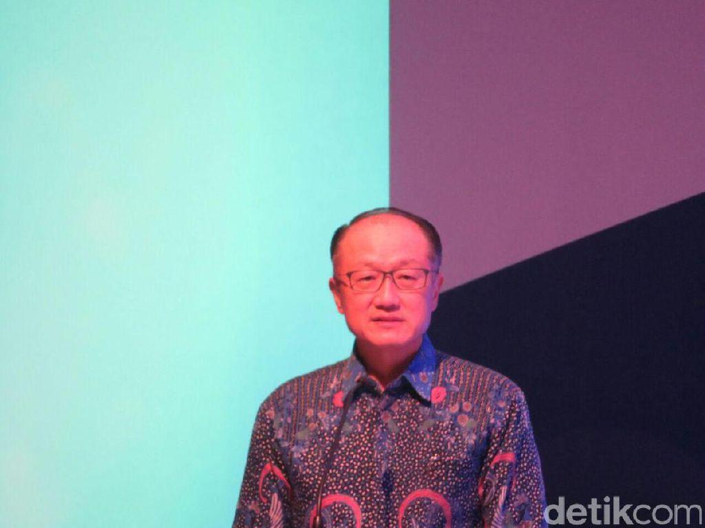 Video: Saat Presiden Bank Dunia Naik Mobil Bekas Taksi di Bali