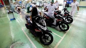 Honda Kejar Angka Penjualan dengan Merilis Motor Baru di Semester 2