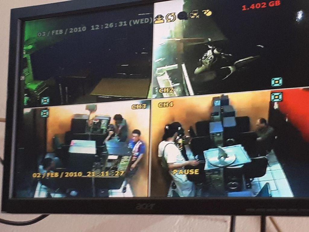 Polisi Ciduk Pembunuh Leonardo di Cempaka Putih