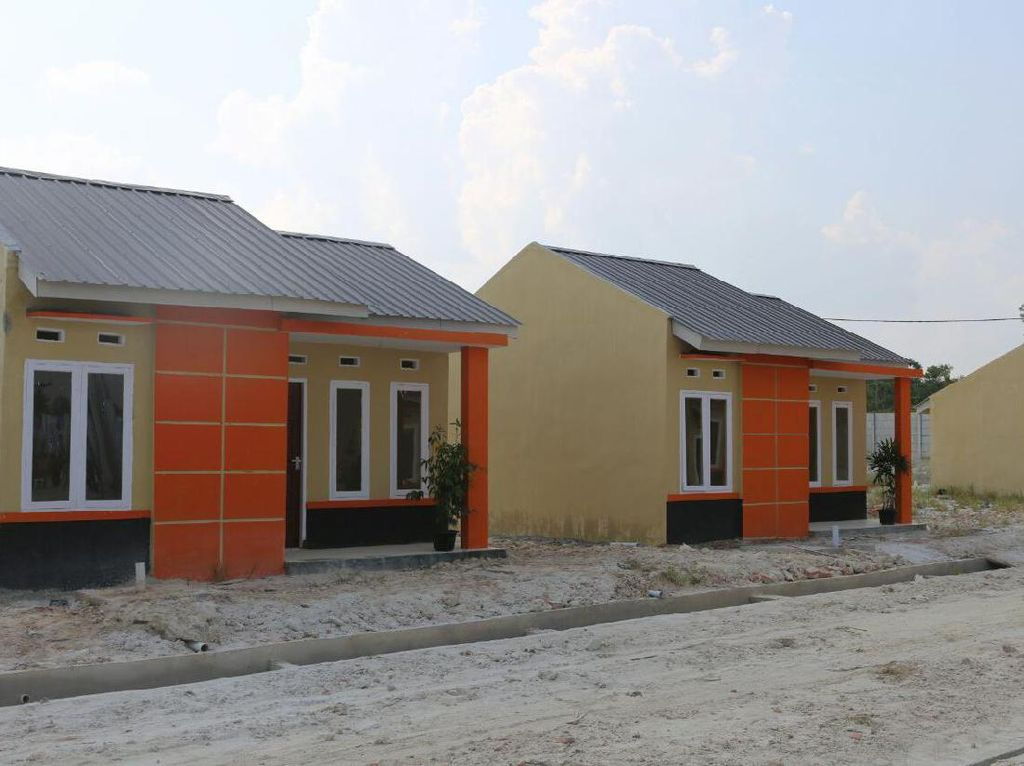 BTN Sudah Biayai 207.000 Unit dari Program Sejuta Rumah