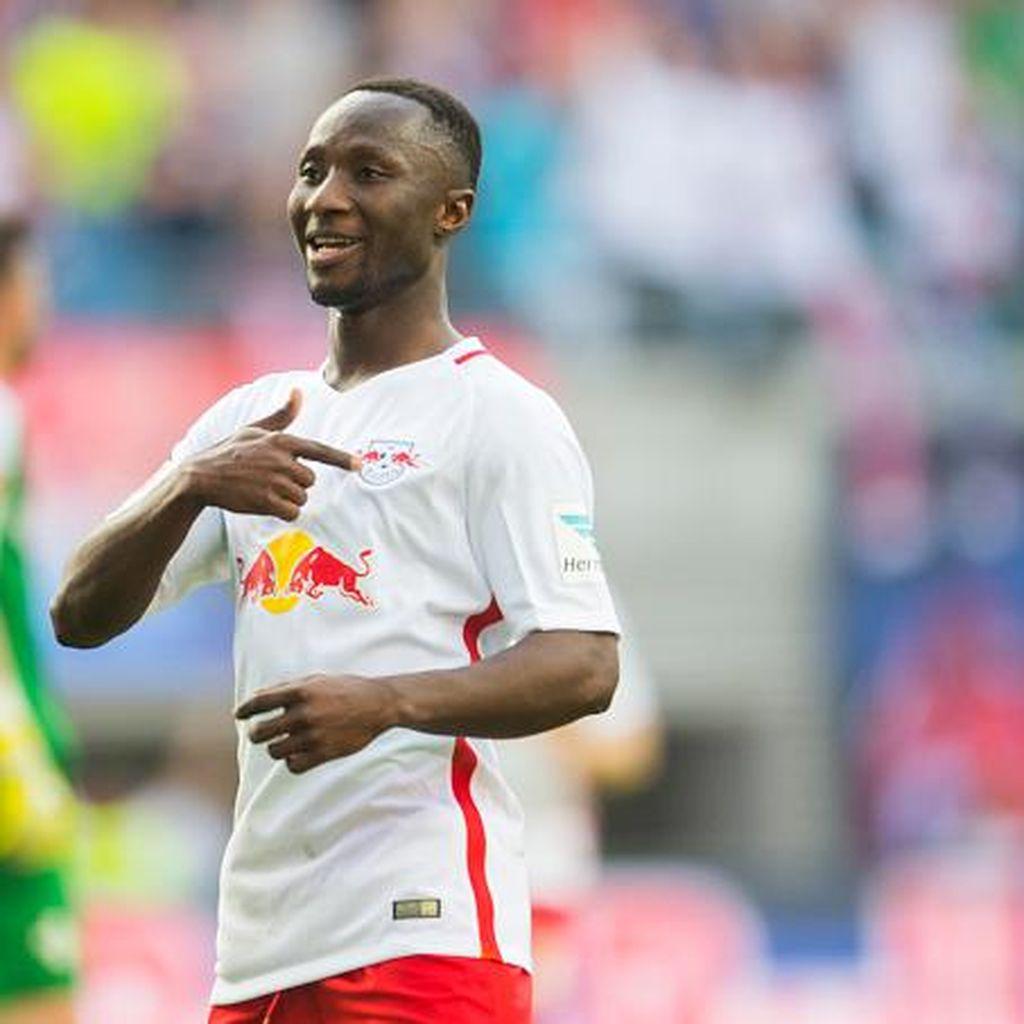 Pelatih Leipzig ke Liverpool: Keita Tak Dijual!
